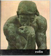 Rodin Beeldhouwer Sculpteur Blz 36   Form. 17,5x16cm Italiaanse Tekst - Livres, BD, Revues