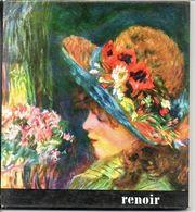 Renoir  Schilder Peintre  Blz 36   Form. 17,5x16cm Italiaanse Tekst - Boeken, Tijdschriften, Stripverhalen