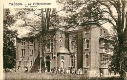 Trélon.  Le Préventorium   2  Cartes - France