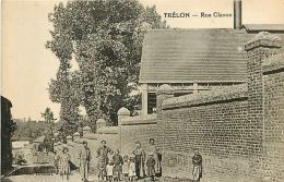Trélon. Rue Clavon - Sonstige Gemeinden