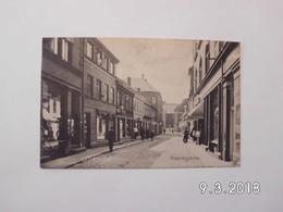 Odense. - Klaragade. (17 - 9 - 1908) - Danimarca