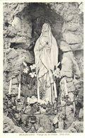 Beauraing - CPA -vierge De La Grotte - Beauraing