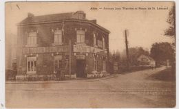 Ahin , Huy, Avenue Joseph Wauters , Café Moderne ,salon De Coiffure - Huy