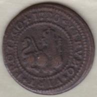 Espagne , 2 Maravedis 1720 B Barcelona . Felipe V .  KM# 302.1 - [ 1] …-1931 : Royaume
