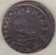 Espagne , 16 Maravedis 1663 Segovia . Felipe IV .  KM# 172.6 - [ 1] …-1931 : Royaume