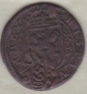 Espagne , 8 Maravedis 1604 Segovia .Felipe III . Avec 3 Contremarque ( 8 , XII , 591) - [ 1] …-1931 : Royaume