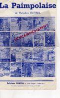 22- PAIMPOL- PARTITION MUSIQUE LA PAIMPOLAISE- THEODORE BOTREL EDITIONS FORTIN 4 CITE CHAPTAL -PARIS - Scores & Partitions