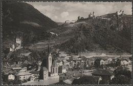 Chiusa All'Isarco, Alto Adige, C.1950 - Sciliaria Schlern Foto Cartolina - Italy