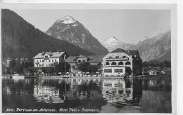 AK 0866  Pertisau Am Achensee - Hotel Post Und Stephanie Um 1930-40 - Achenseeorte