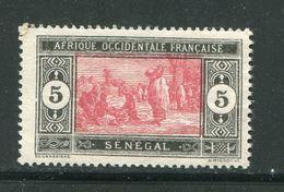 SENEGAL- Y&T N°72- Neuf Sans Gomme - Neufs