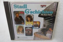 """CD """"Stadl G'schichten"""" Mit Karl Moik, Aus Der Gleichnamigen Fernseh-Reihe Im Bayerischen Rundfunk - Música & Instrumentos"""