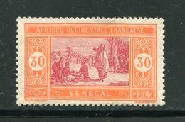 SENEGAL- Y&T N°77- Neuf Avec Charnière * (gomme Altérée) - Neufs