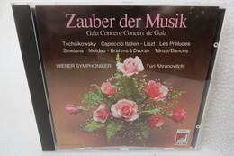 "CD ""Zauber Der Musik"" Gala Concert, Wiener Symphoniker, Yuri Ahronovitch - Klassik"