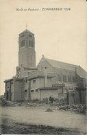 Zonnebeke   Kerk En Pastorij - Zonnebeke