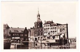 Dordrecht - Taankade Met Groothoofdpoort - 1955 - Dordrecht