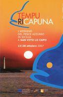 San Vito Lo Capo (TP) - Tempu RiCapuna - I Weekend Del Pesce Azzurro In Sicilia - - Ricette Di Cucina
