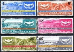 Rep. Congo   599 - 604   XX   ---   TTB - Neufs