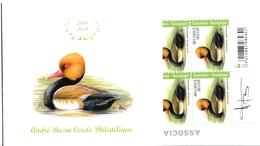 BUZIN.  LA NETTE ROUSSE - 1985-.. Birds (Buzin)