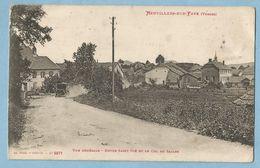 1372  CPA   NEUVILLERS-SUR-FAVE  (Vosges)  Vue Générale - Entre Saint-Dié Et Le Col De Saales- Autocar ?  +++++ - Frankreich