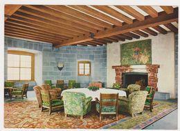 26424 KEHISTEINHAUS Ober Berchtesgaden HALLE Vor 1945 -mobilier Hotel Decoration -F105 Baumann - Allemagne