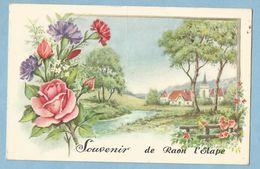 1373  CP   RAON L'ETAPE  (Vosges)  Souvenir De Raon L'Etape  +++++++++ - Raon L'Etape