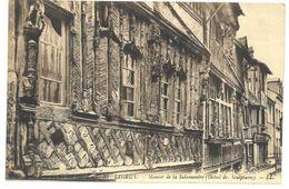 Francia Lisieux Manoir De La Salamandre  Viaggiata 1922 - Lisieux