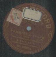 """78 Tours - M. CHARLESKY  - RECORD 10201   """" PREMIERE VALSE """" + """" LA RENTREE DU TROUPEAU """" - 78 Rpm - Gramophone Records"""