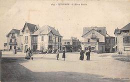 56-QUIBERON- LA PLACE HOCHE - Quiberon