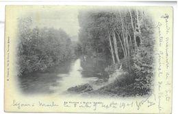 Francia Le Vilpion A Marle (Aisne) Viaggiata 1901 - Andere Gemeenten