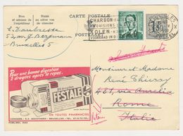 26427 Publibel 1533 ( Pour Une Bonne Digestion: Comprimés FESTALE En Pharmacies) - Belgique 1959 - Publicité
