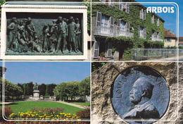 39 ARBOIS / MULTIVUES / MEDAILLON PASTEUR - Arbois