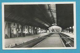 CPSM - Chemin De Fer Gare PORT-STE-MARIE 47 - Autres Communes