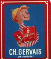 MAGNETS    CH. GERVAIS - Advertising