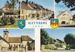 39 BLETTERANS / MULTIVUES / BLASON - Autres Communes