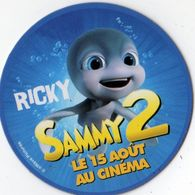 MAGNETS    RICKY  SAMMY2 - Humoristiques