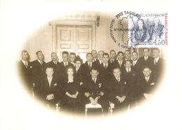 GROENLAND CARTE MAXIMUM  NUM.Yvert 294 Lois De 1950 - Cartes-Maximum (CM)