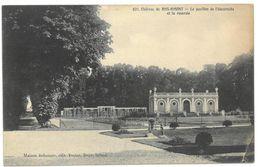 Francia Château De Bois-Himont Pavillon De L'Electricité  Et La Roserarie Viaggiata 1917 - Francia