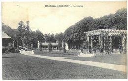 Francia Château De Bois-Himont La Roserarie Viaggiata - Francia