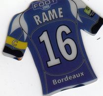 MAGNETS    FOOT 2008  RAME   BORDEAUX - Sports