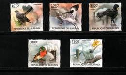 OISEAUX    République  Du BURUNDI    N° ? ?        Année 2013   NEUF  N**  S/C - Collections, Lots & Series
