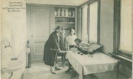 Egmond Aan Zee 1929; Koloniehuis Zwartendijk. De Kliniek - Gelopen. (CG V. Kinderherstellings- En Vacantiecolonies) - Egmond Aan Zee