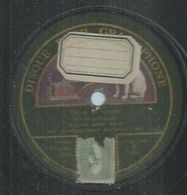 "78 Tours - ALBERT MULLER - GRAMOPHONE 470 "" GALOP DE CIRQUE "" + "" JEU BOHEMIEN "" - 78 Rpm - Gramophone Records"