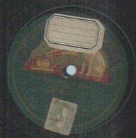 """78 Tours - MUSIQUE MILITAIRE, PARIS - GRAMOPHONE 230059 """" LA HOUSARDE """" + """" A DEUX """" - 78 Rpm - Gramophone Records"""