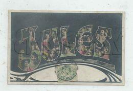 Prénom : Portraits De Femmes Dans Jules En 1906 (animé) PF. - Nombres