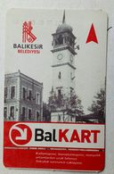 Billete,tiquet Transportes Turquia - Europa