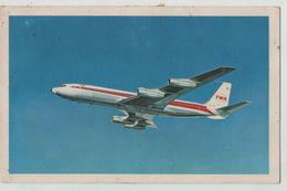 TWA Airplane Star Stream USA America Airline AIR MAIL Luxury Plane Trans Atlantic 7794 Post Card Postkarte POSTCARD - 1946-....: Moderne