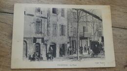TOURTOUR : La Place ............... KR ...........2592 - France