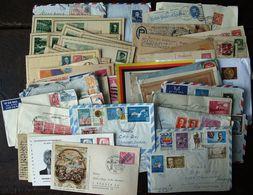 Alle Welt / Worldwide: About 1.500 Covers And Cards - Geschätzt 1.500 Briefe Und Karten - Timbres
