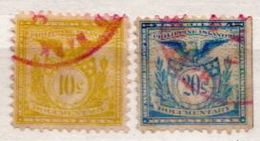 USA Philippines Used Documentary Stamps - Philippines