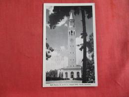 North Carolina > Chapel Hill Bell Tower U. Of NC  - Ref  2882 - Chapel Hill
